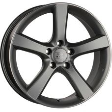 1000 Miglia MM1001 8x18/5x114.3 D67.1 ЕТ40 Matt Anthracite Polished Lip