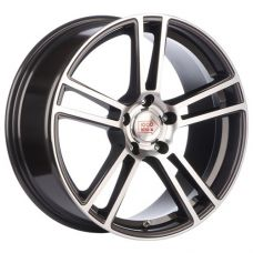 1000 Miglia MM1002 8.5x19/5x114.3 D67.1 ЕТ42 Dark Anthracite Polished