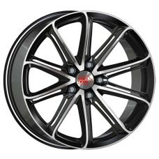 1000 Miglia MM1007 7.5x17/5x108 D63.3 ЕТ40 Dark Anthracite Polished