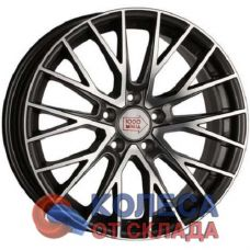 1000 Miglia MM1015 8x18/5x112 D66.6 ЕТ39 Dark Anthracite High Gloss
