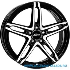 Alutec Poison 6x15/4x100 D63.3 ЕТ38 Diamond Black Front Polished