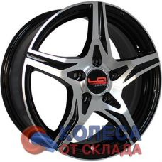 Legeartis MR518-concept 6.5x16/5x112 D66.6 ЕТ45 BKF