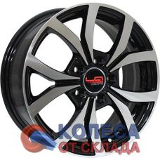 Legeartis MR519-concept 6.5x16/5x112 D66.6 ЕТ49 BKF