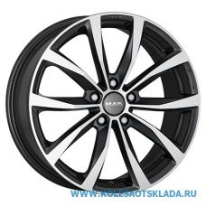 MAK Wolf 6.5x16/5x112 D57.1 ЕТ33 Gunmetal Mirror Face
