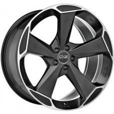 OZ Racing Aspen 9.5x20/5x112 D79 ЕТ52 Matt Black Diamond Cut
