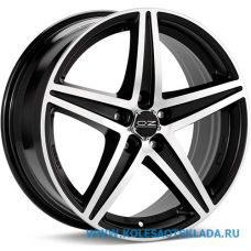 OZ Racing ENERGY 8x17/5x120 D79 ЕТ40 Matt Black Diamond Cut