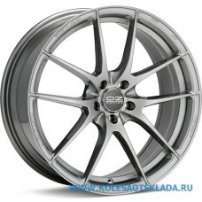 OZ Racing LEGGERA HLT 8x18/5x100 D68 ЕТ35 Grigio Corsa Bright
