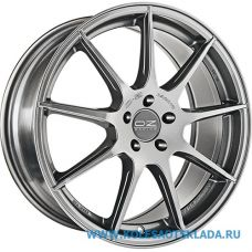 OZ Racing OMNIA 8x18/5x108 D75.1 ЕТ45 Grigio Corsa Bright