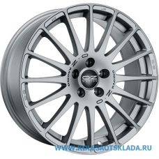 OZ Racing SUPERTURISMO GT 8x19/5x112 D75.1 ЕТ48 Grigio Corsa Black Lettering