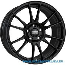 OZ Racing ULTRALEGGERA 8x17/5x114.3 D75.1 ЕТ48 Matt Black