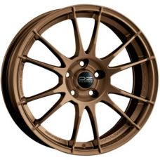 OZ Racing ULTRALEGGERA 8x18/5x108 D75.1 ЕТ55 Matt Bronze