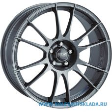 OZ Racing ULTRALEGGERA 8x18/5x120 D79 ЕТ34 Matt Graphite Silver