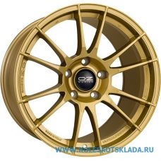 OZ Racing ULTRALEGGERA 8x18/5x100 D68 ЕТ48 Race Gold