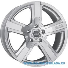 OZ Racing VERSILIA 9x19/5x120 D79 ЕТ40 Matt Race Silver