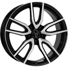 Rial Torino 6.5x16/5x112 D57.1 ЕТ40 Diamond Black Front Polished