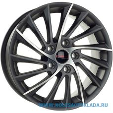 Yamato Hoshi Y7218 6.5x16/5x108 D63.3 ЕТ50 MGMFP
