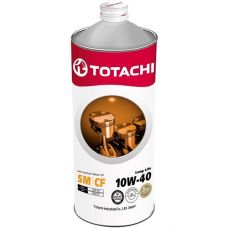 Масло моторное TOTACHI Eco Gasoline S-Synth SM/CF 10W-40 1л. (4562374690387)