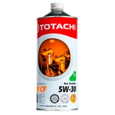 Масло моторное TOTACHI Eco Gasoline S-Synth SM/CF 5W-30 1л. (4562374690349)
