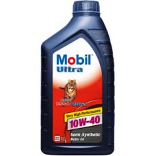 Масло моторное Mobil Ultra 10W40 1л