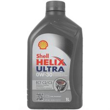 Масло моторное Shell Helix Ultra Ect 0W30 1л