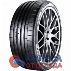 Continental SportContact 6 265/40 R19 102Y