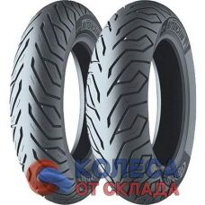 Michelin City Grip 140/60 R14 64S Задняя (Rear)