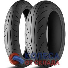 Michelin Power Pure SC Radial 120/70 R15 56S Передняя (Front)