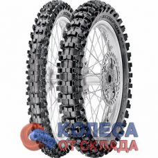 Pirelli Scorpion MX Mid Soft 32 110/90 R19 62M Задняя (Rear)