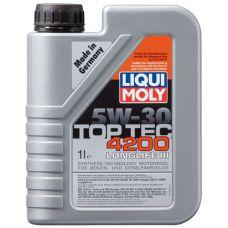 Масло моторное Liqui Moly Top Tec 4200 5W30 1л.