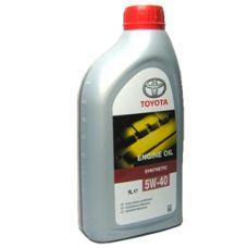 Масло моторное TOYOTA Motor Oil 5W-40 SL/CF 1л (art.0888080376)