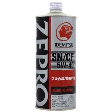Масло моторное Idemitsu ZEPRO Euro Spec F-S SN/CF 5W40 1л