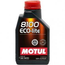 Масло моторное Motul 8100 Eco-lite 5W30 1л