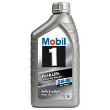 Масло моторное Mobil 1 5W50 1л