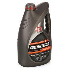 Масло моторное Lukoil Genesis Armortech 5W40 4л (art.1539424)